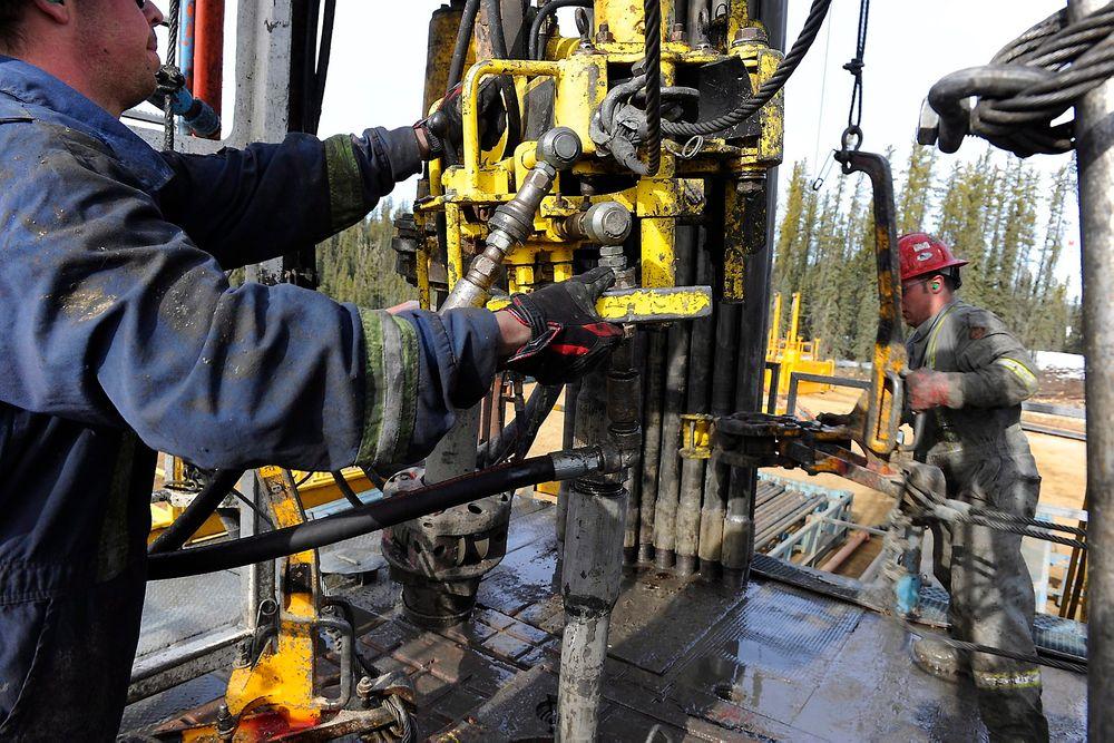 Statoil mener de er i rute med oljesandutvinningen i Canada, men at de har utfordringer i årene fremover.