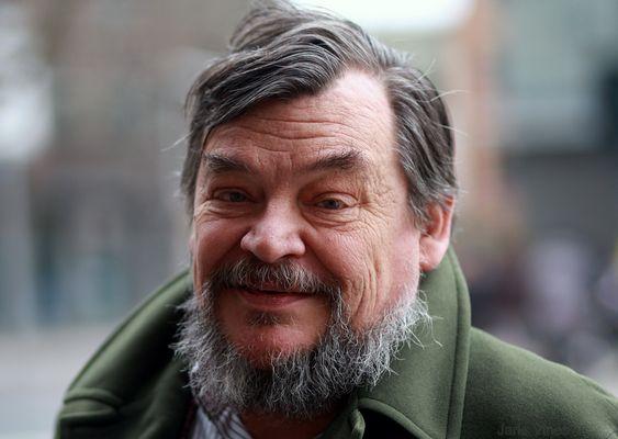 Erik S. Reinert professor i økonomi