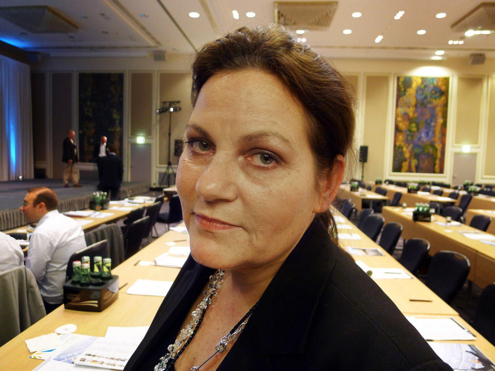 Siri Meling (H) mener Norge burde bruke sin delelinjeerfaring med Russland til å stimulere frem avklaring om grenser i havområdene rundt Israel og Libanon.