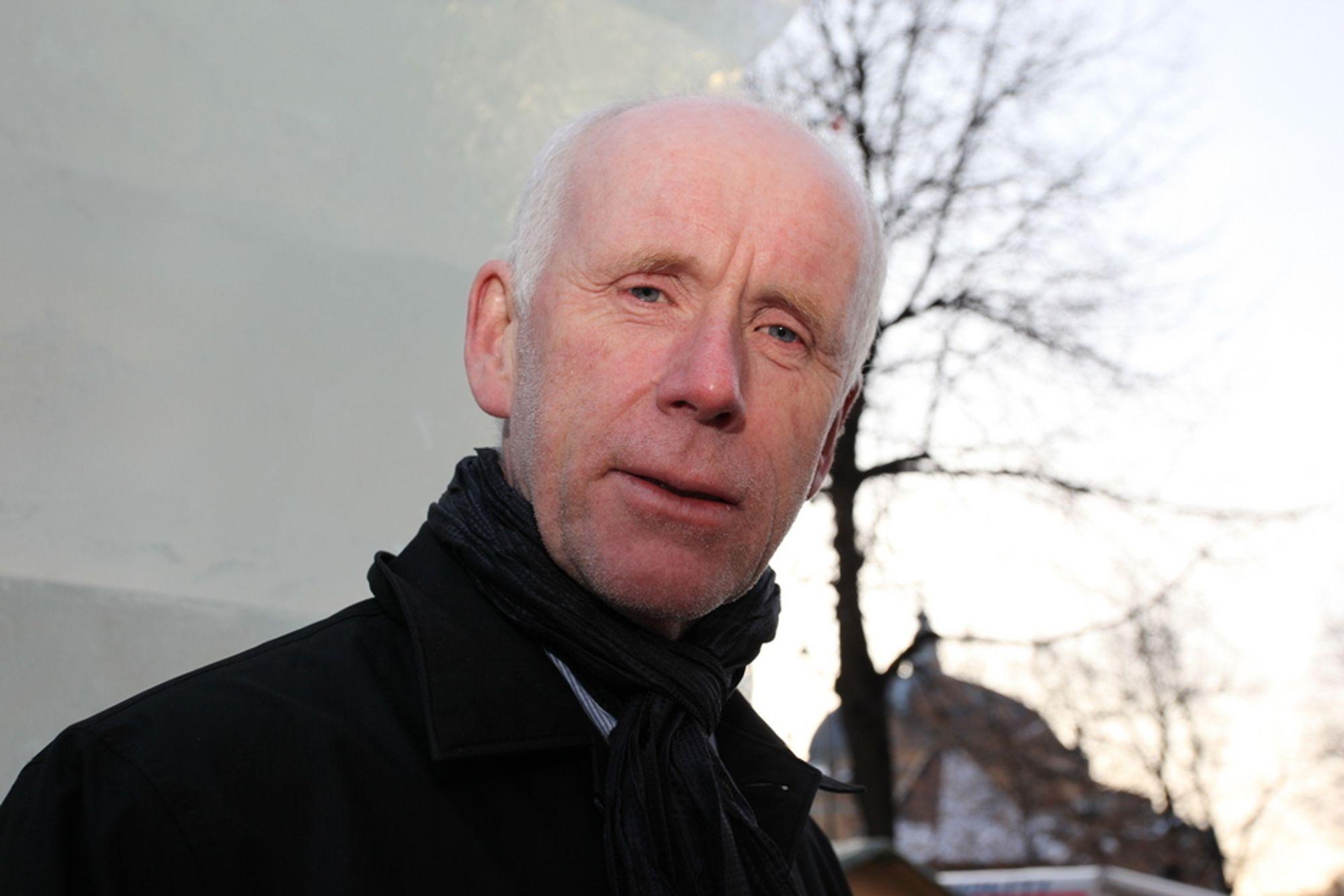 MER SMÅKRAFT: NVE vil styrke behandlingen av småkraftsaker, sier vassdrags- og energidirektør Per Sanderud.
