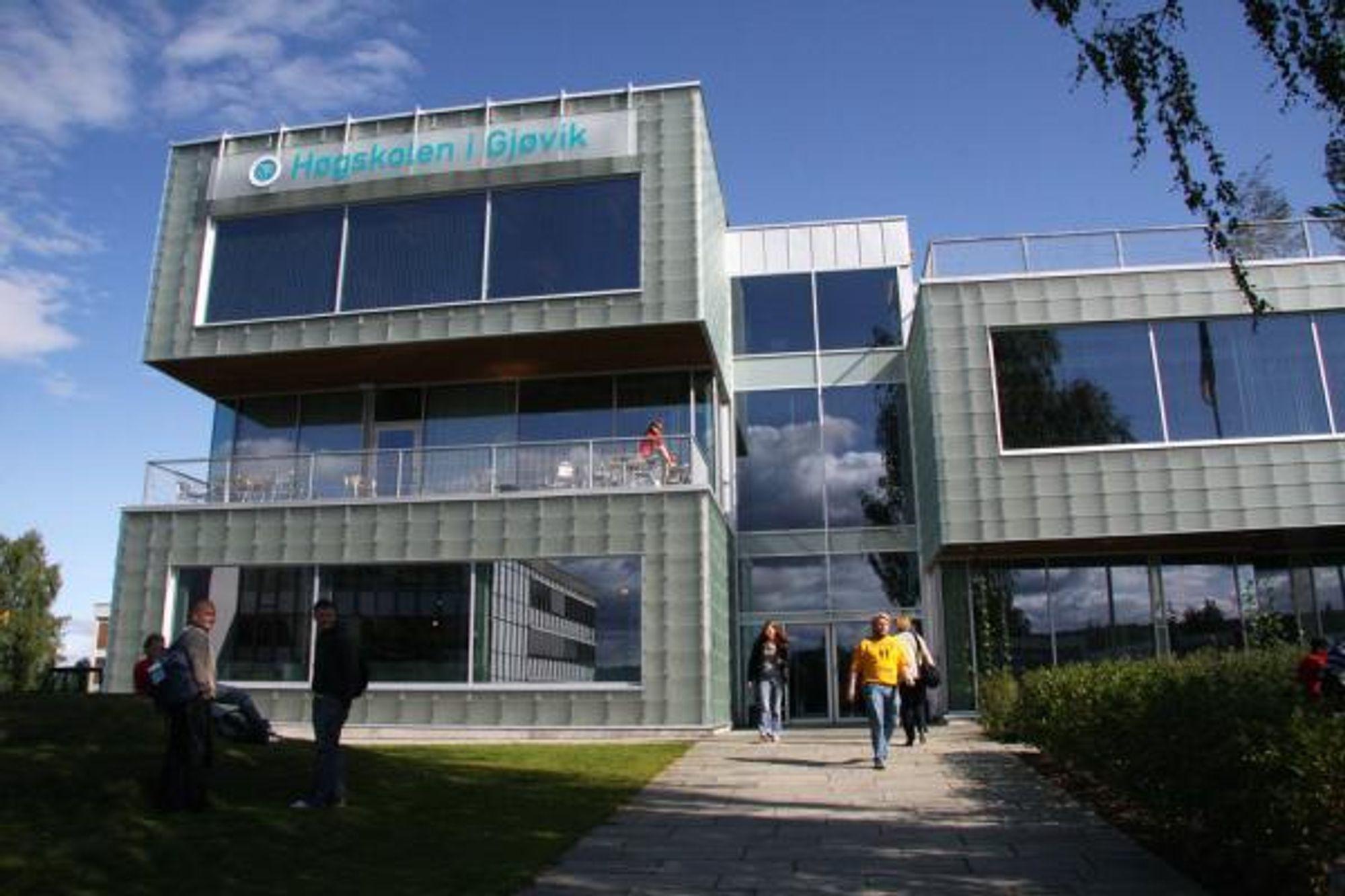 Høgskolen i Gjøvik har jobbet i flere år med å bli et tyngdepunkt for it-sikkerhet og åpner det nye nasjonale it- og cybersikkehetsenteret CCIS i august.