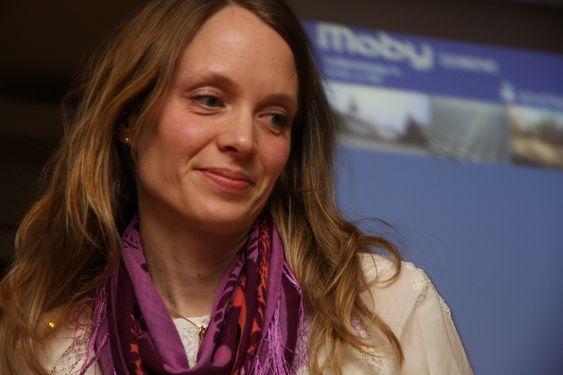 LÆRT:  Vi har lært masse av å bruke klimagassregnskap.no, forteller Kirsti Gimnes Are fra Rambøll.