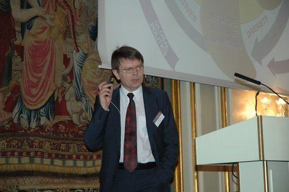 Biotech-konferansen 2011. Livsvitenskap. BI-professor Torger Reve.