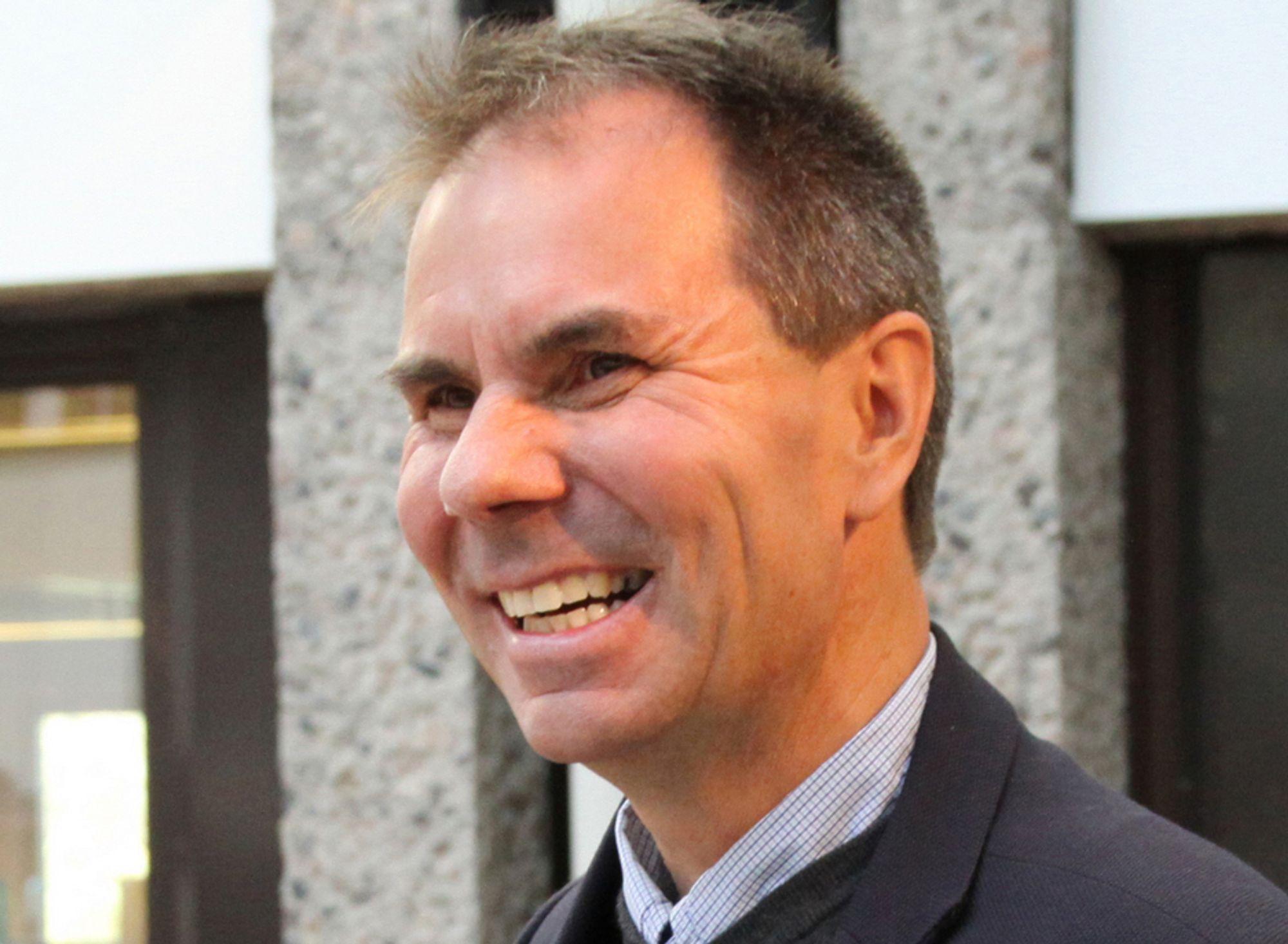 TIL STATSBYGG: Tidligere Peab-direktør blir regiondirektør i Statsbygg.