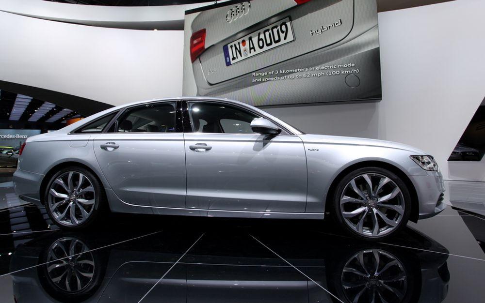 MER HESTER, MINDRE AVGIFT:En del modeller fra blant andre Audi får en gunstigere avgiftsberegning fra 2012.