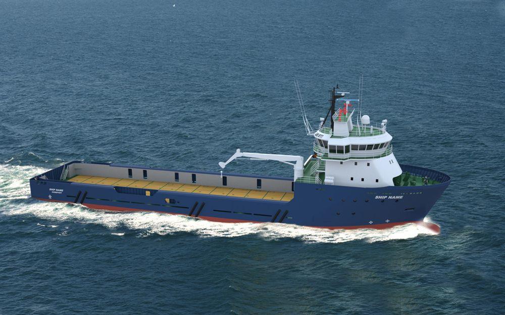 SINASKIP: PaxOcean med hovedsete i Singapore, har bestilt to forsyningsskip (PSV) med Rolls-Royce UT 755 CD design. Skipene skal bygges ved PaxOcean Engineerings verft for offshorefartøy i Zhuhai, Kina.