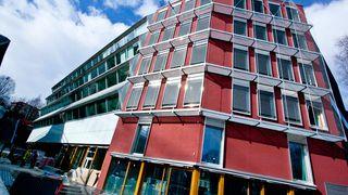 Først i Norge med A-bygg
