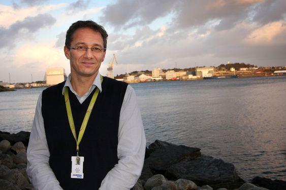 VEKSTAMBISJONER: Direktør for forretningsutvikling i Centrica, Per Knudsen, sier selskapet satser på rask vekst på norsk sokkel.