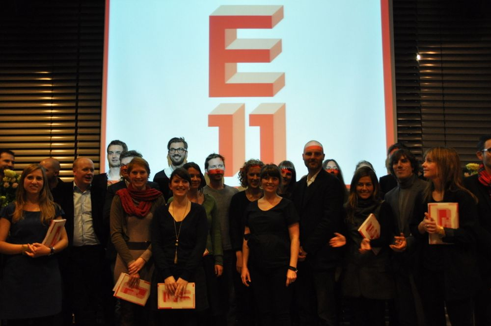 VINNERE: Alle (og ingen) ble hedret som vinnere av Europan 2011.