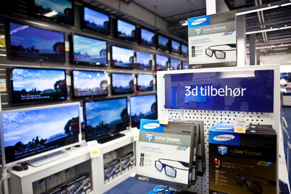 Fire toppmodeller og en plasmaskjerm får kjørt seg i vår tv-test. Hva er det beste valget til jul?