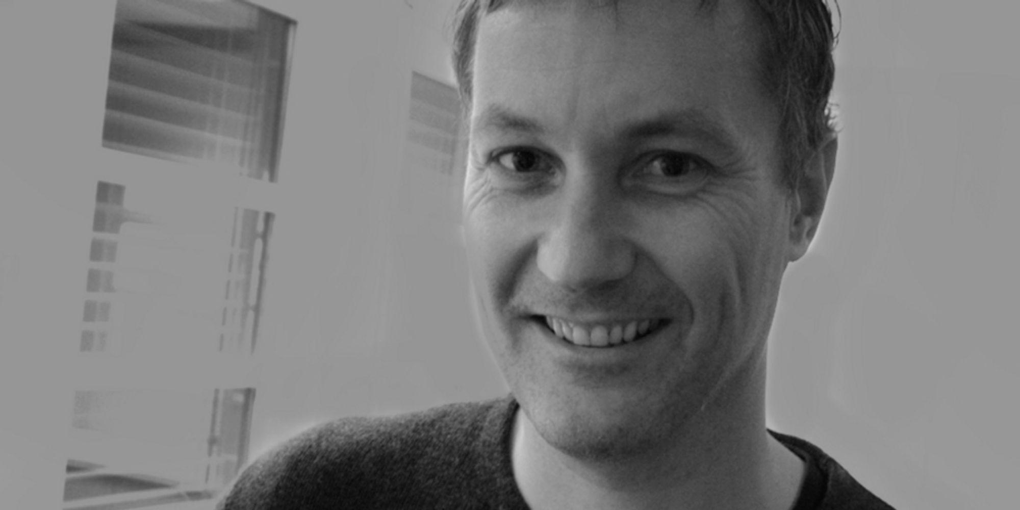 NETTSATSING: Svein-Erik Hole er ansatt som nettsjef i Teknisk Ukeblad Media.