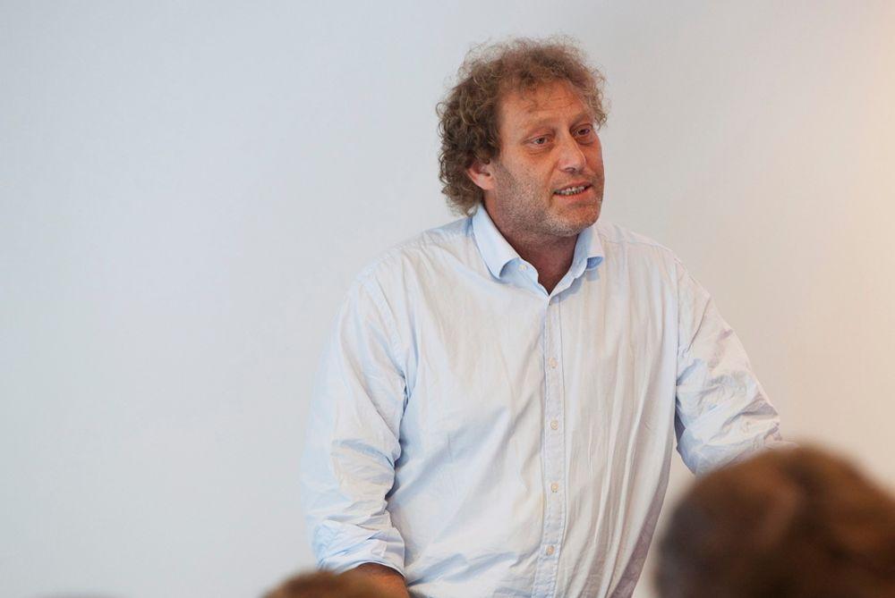 Frederic Hauge mener det er en skandale at ikke Ptil får mer penger.