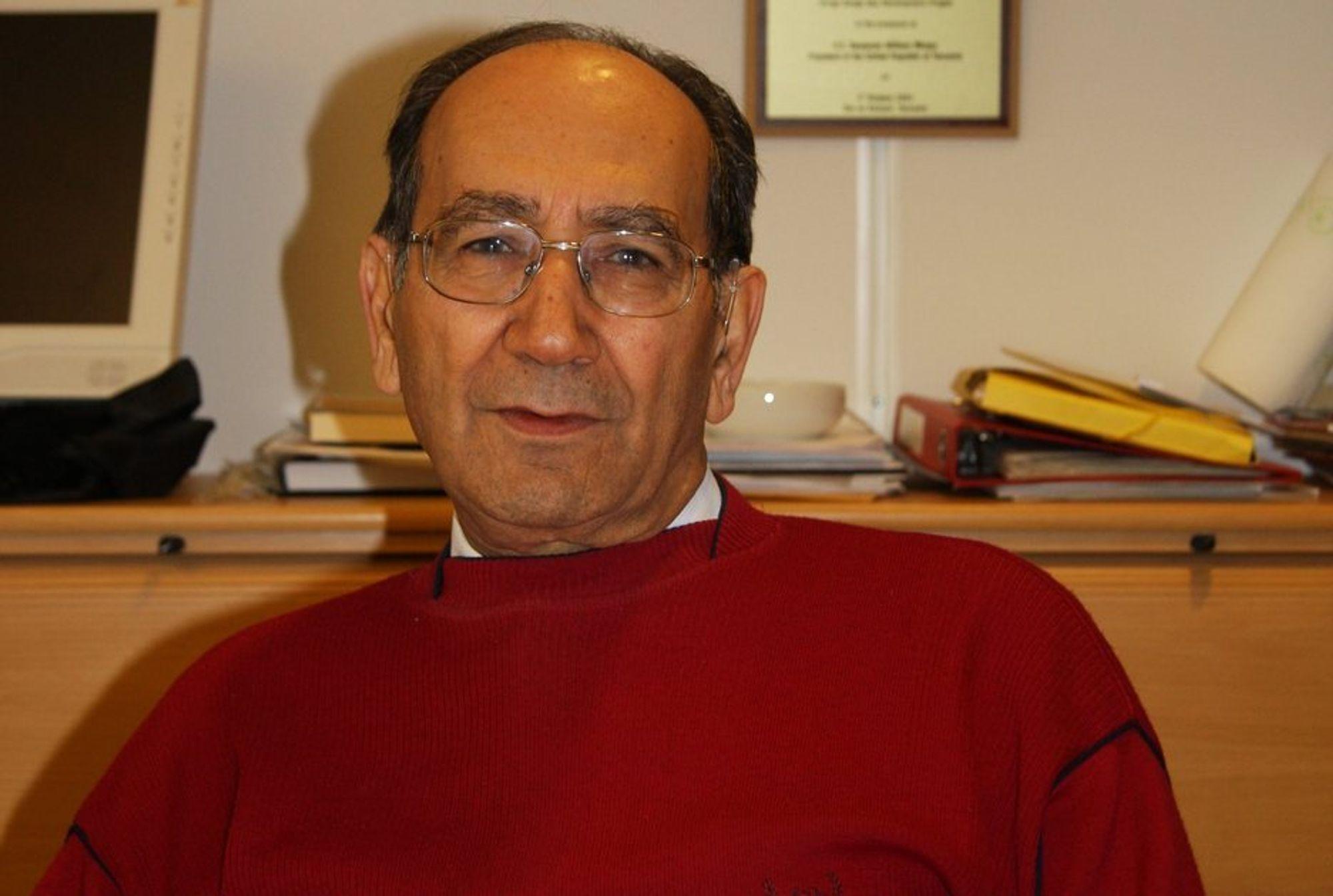 Farouk al-Kasim mener dagens regelverk er tilpasset en annen virkelighet.
