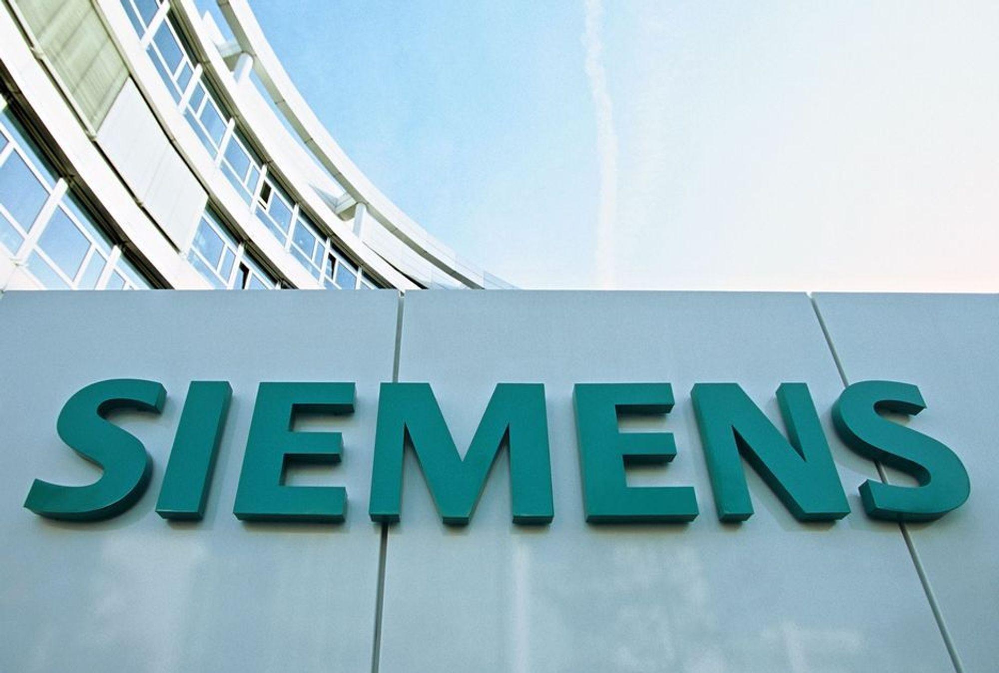 NOTIS: Siemens avslørte kartell