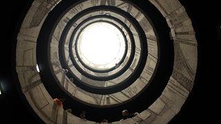 BILDESERIE: Slik er det nye NVE-bygget