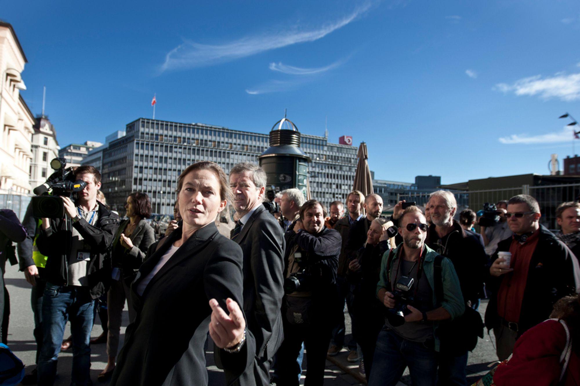Alexandra Bech Gjørv blir ny Sintef-sjef. For nordmenn flest er hun kanskje mest kjent som leder for 22. juli-kommisjonen.