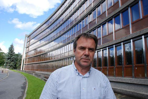 Direktør for konsesjonsavdelingen i NVE, Rune Flatby.
