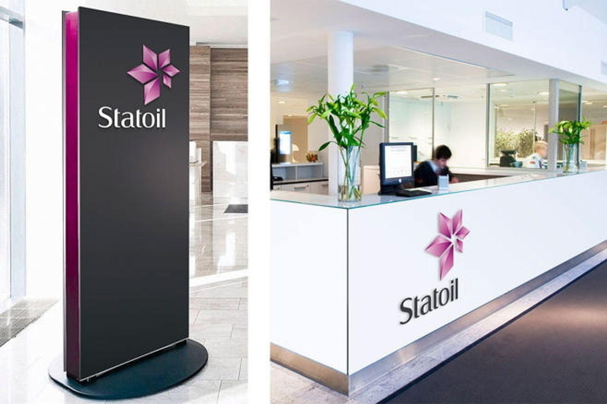 Statoil.