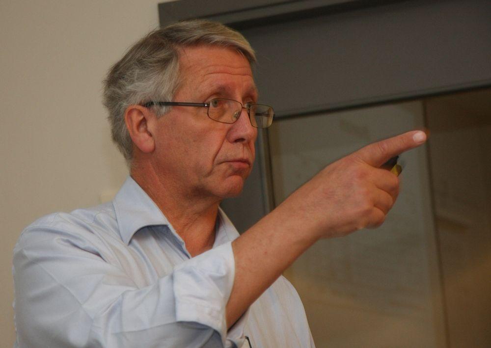FORTSATT FORFALL: Terje Moe Gustavsen erkjenner at situasjonen ikke er blitt bedre.