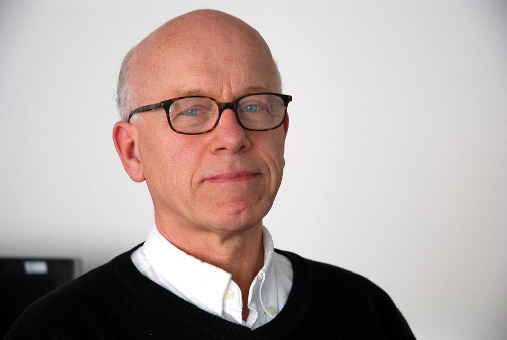 TESTER VARMEPUMPER:Ingeneiør Anders Odell er prosjektleder i den svenske Energimyndigheten og ansvarlig for testing av varmepumper.