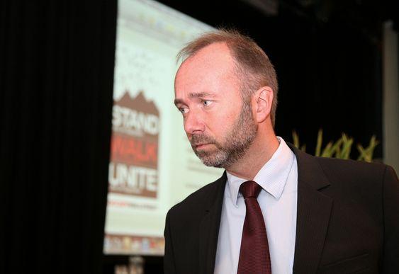 Næringsminister Trond Giske.