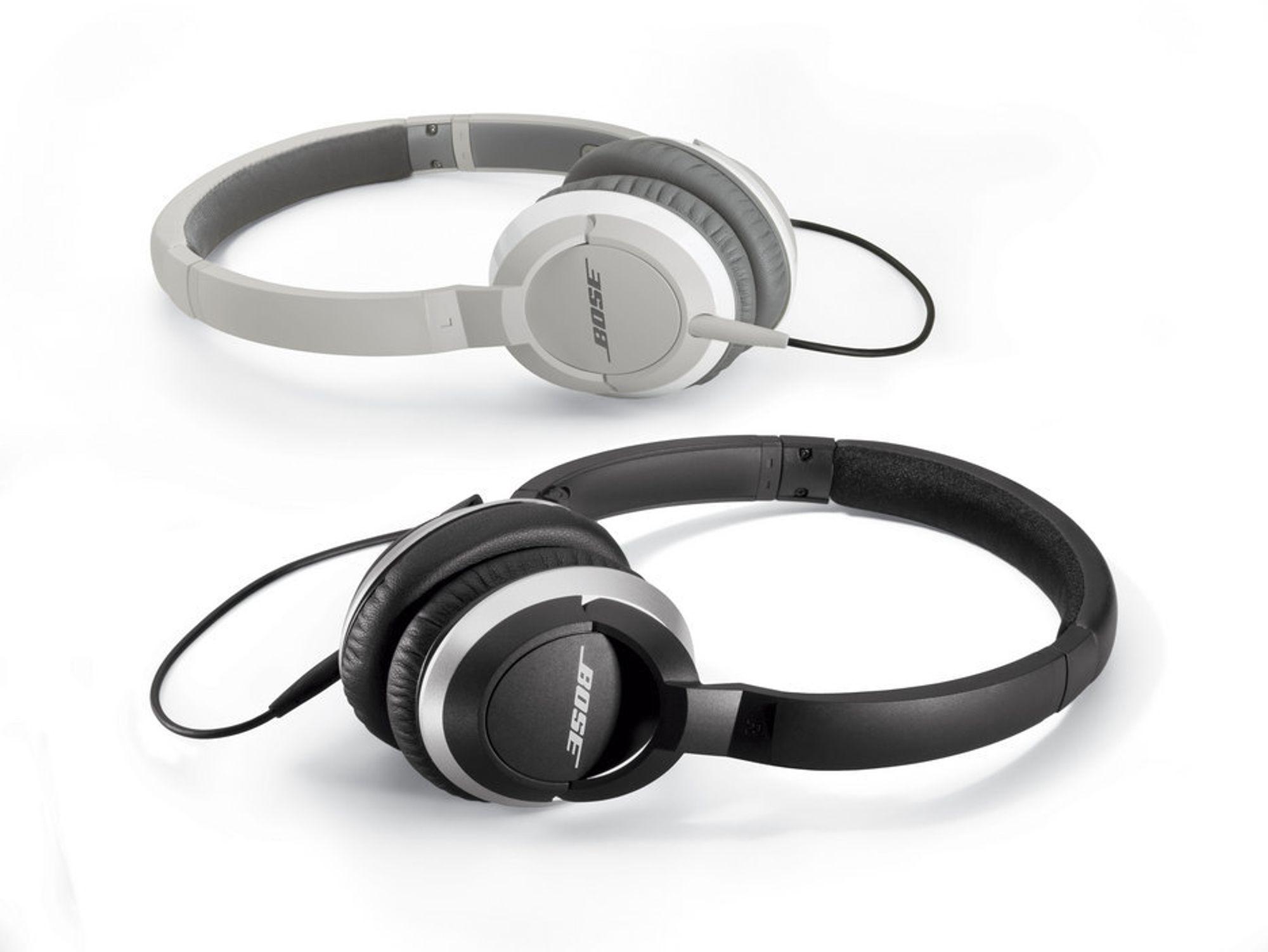 Nye hodetelefoner fra Bose