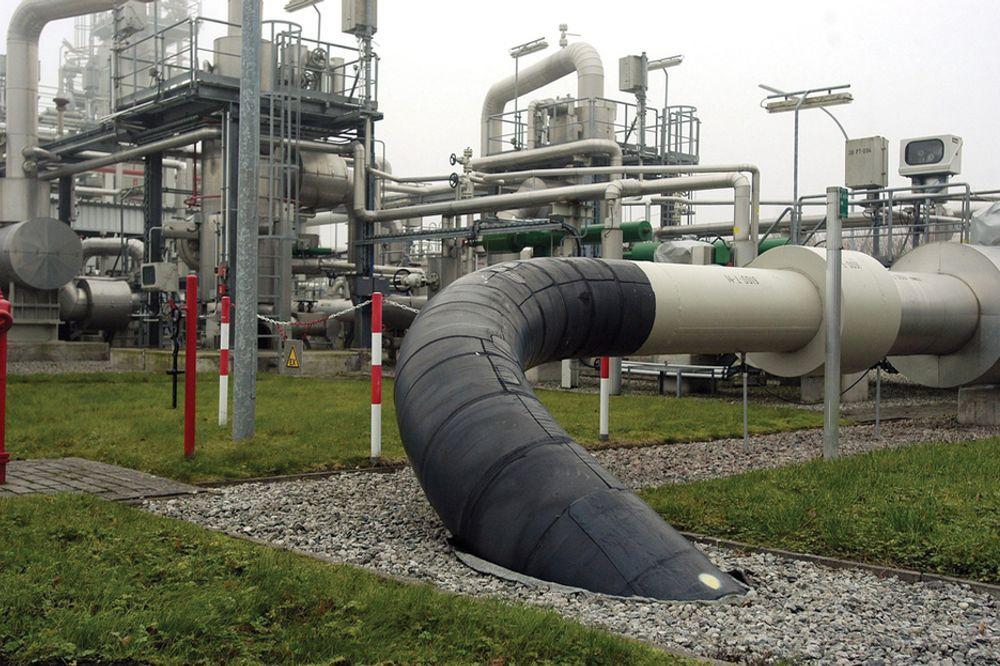 ETZEL: Fra Etzel gasslager nær Wilhelmshafen i Tyskland der blant andre Statoil rår over en andel i et kavernelager med plass til 200 millioner kubikkmeter egen gass.