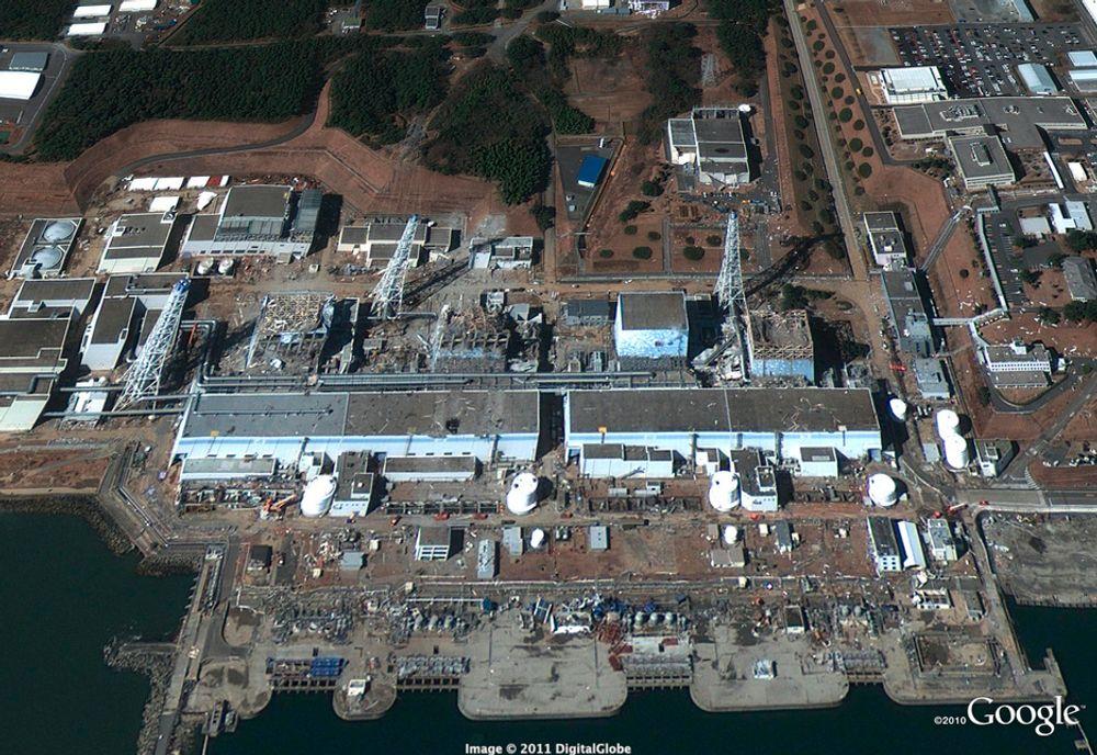 TEPCO rapporterte først at strålingsnivåene ved Fukushima var 10 millioner ganger høyere enn normalt. Det riktige skulle være 100.000 ganger.