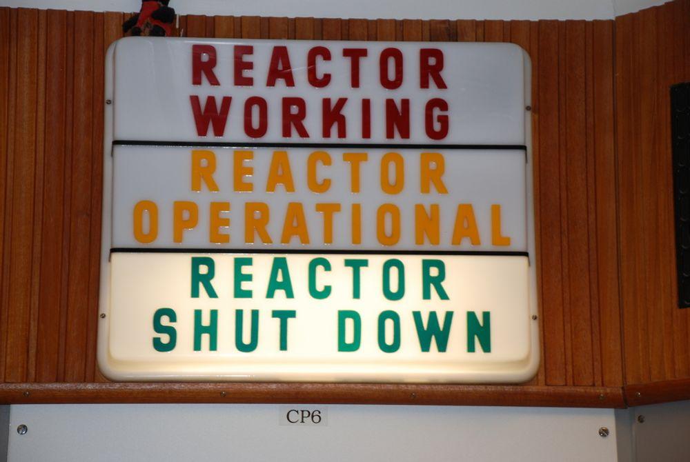 Strålingsuhell ved Haldenreaktoren
