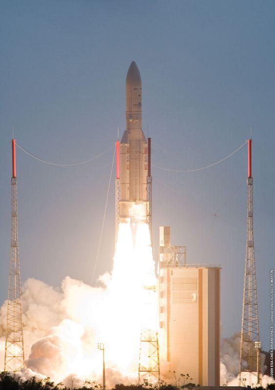 Thor6 oppskytning satellitt Telenor