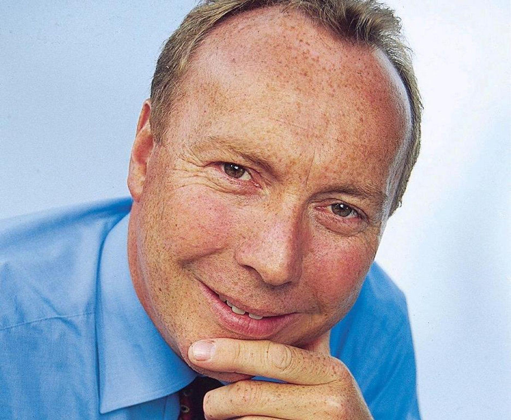 INTERNASJONALT: Den norske Steria-sjefen Kjell Rusti skal være med på å utvikle selskapet internasjonalt.