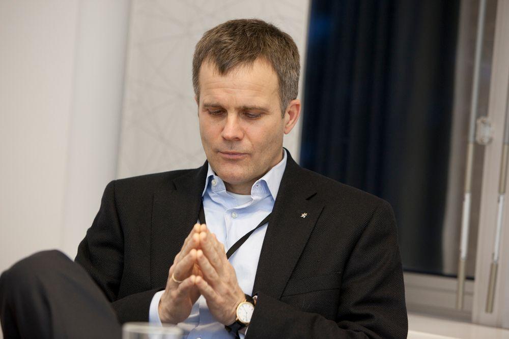 GRUNN TIL BEKYMRING: Statoil klarer ikke å holde produksjonen på norsk sokkel som planlagt.