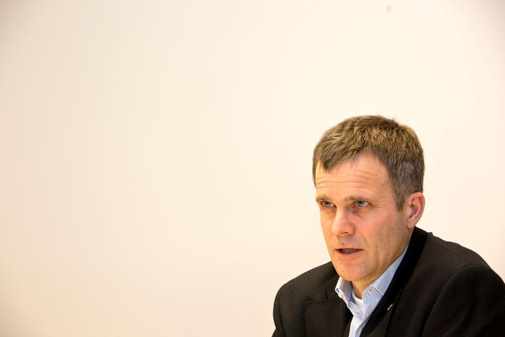 FÅR KRITIKK: Helge Lund og Statoil-ledelsen får hard kritikk fra avgått hovedverneombud.