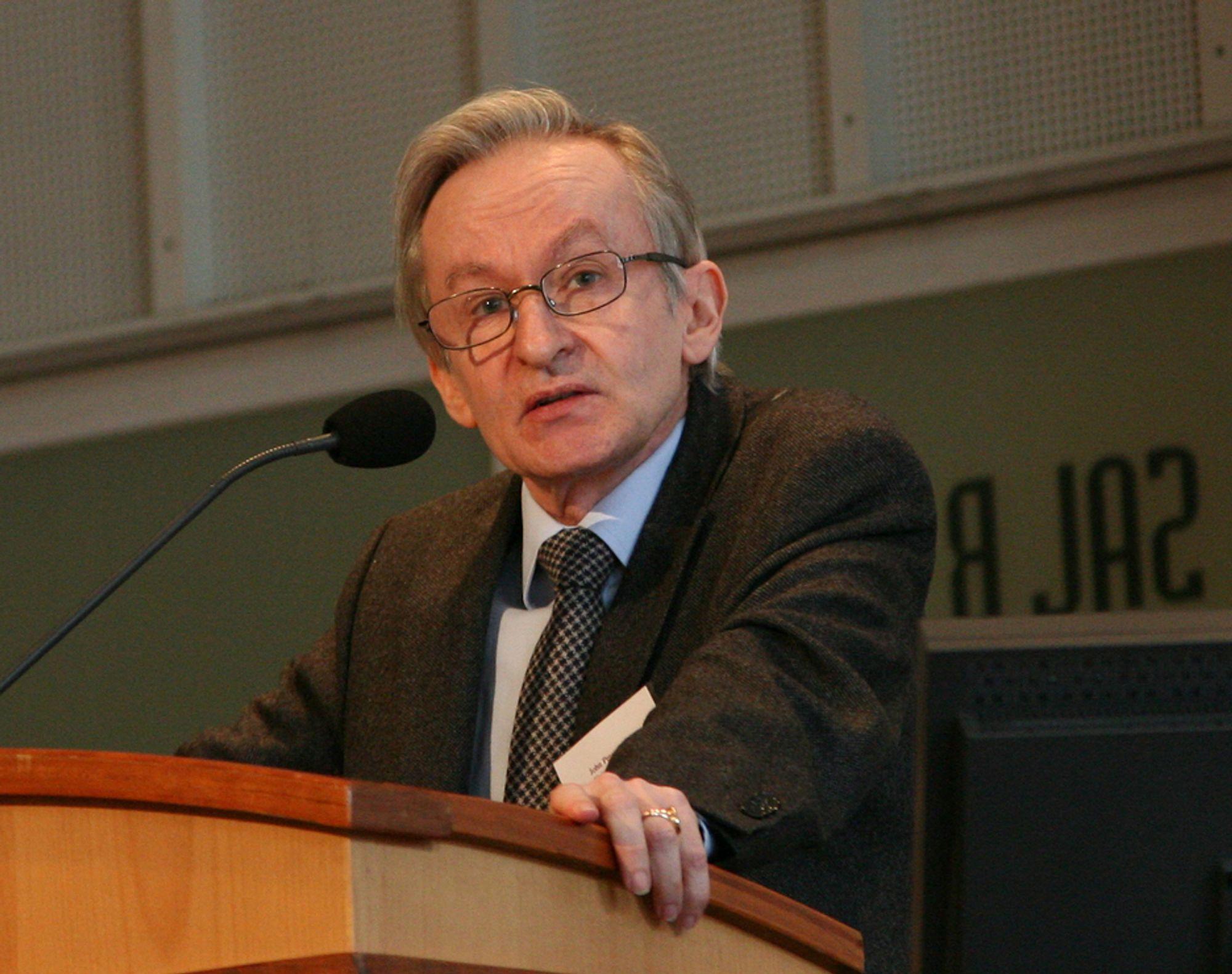 DEBATT: John Peter Collett framstår som en forsvarer av de klassiske universitetene.