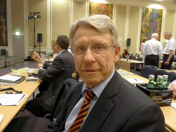 KRAFTPRISEN TIL HIMMELS: Mangel på kjernekraftingeniører bidro til at revisjonene ved svenske kjernekraftverk tok lengre tid enn planlagt i fjor vinter, ifølge direktør Kjell Jansson i Svensk Energi.