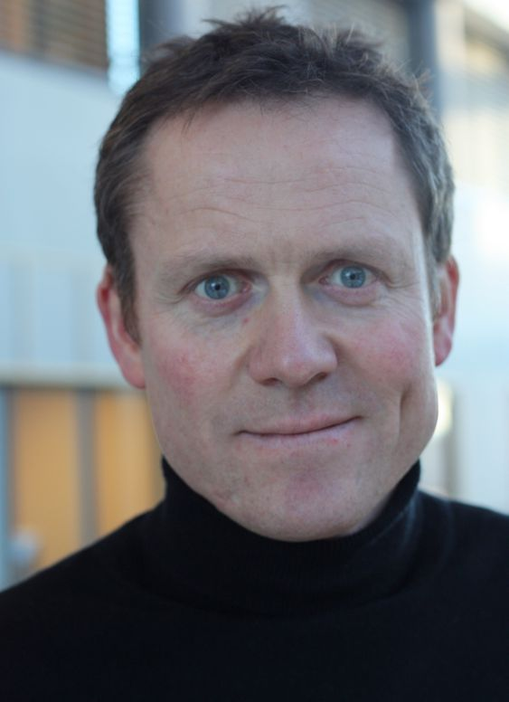 NVEs kommunikasjonsdirektør Bjørn Svenungsen