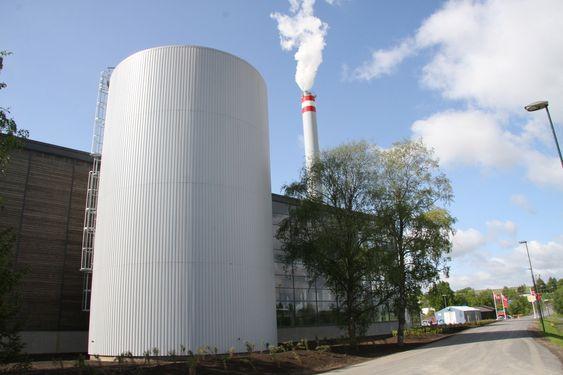 Åpning av Akershus Energipark på Kjeller 19. mai 2011