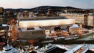 Sjøvann skal gjøre Nasjonalmuseet til et miljøbygg