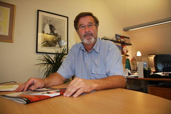 KRAV: Styreleder Roar Hansen i Norsk forening for farlig avfall mener avfallsprodusemntene må ta større ansvar, både med merking, deklarering og å følge avfallet til det er ferdig destruert.