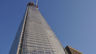 BILDESERIE: Banebrytende skyskraper i London