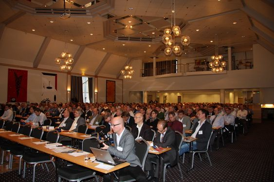 REKORD: Den årlige verftskonferansen til Norsk Industri trekker i år hele 450 personer fra hele næringen.