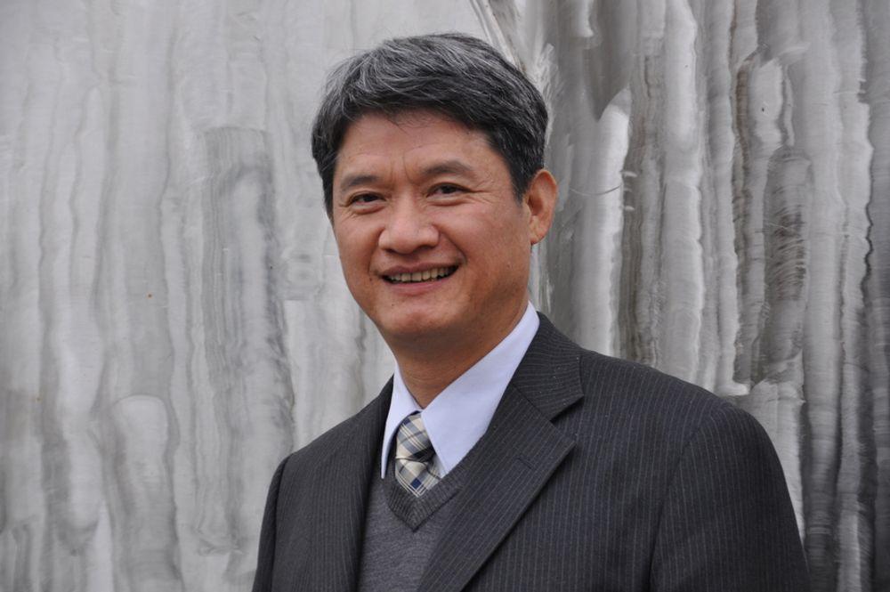 INNOVATIV: Dr. Jia-Ming Liu er visedirektør i taiwanske ITRI, og inviterer norske forskere til samarbeid om nanoteknologi.