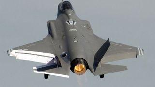 Volvo fyrer opp F-35