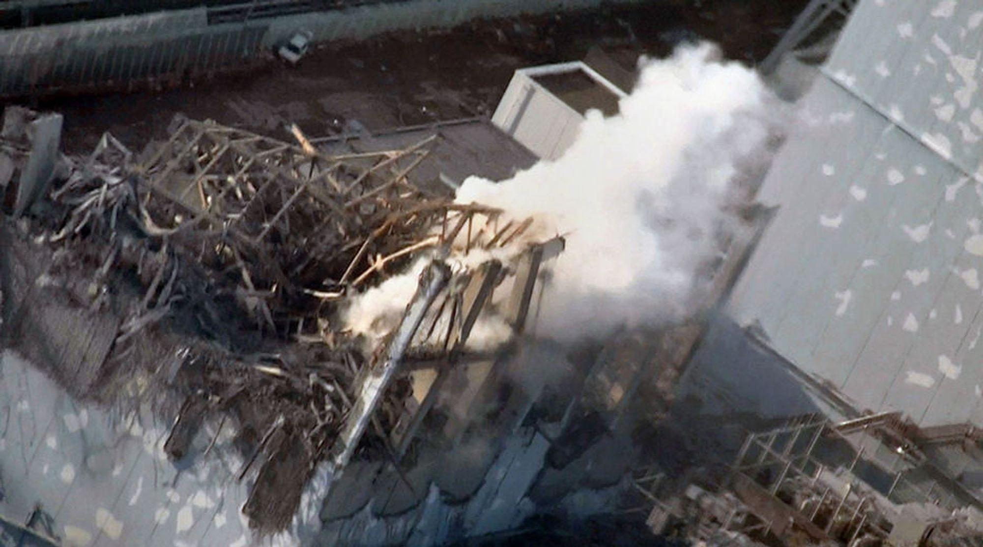Japanske myndigheter høyner trusselnivået ved Fukushima-verket fra 4 til 5.