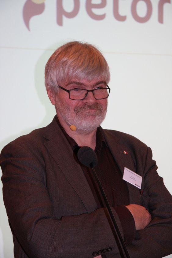 Leif Sande, Industri Energi
