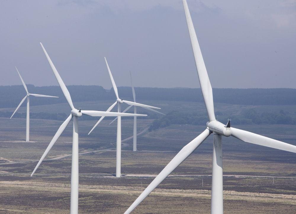 BYGGER LISTA: Siemens har inngått den største turbinkontrakten i Norge, og leverer 31 turbiner til det som blir Norges nest største vindpark.