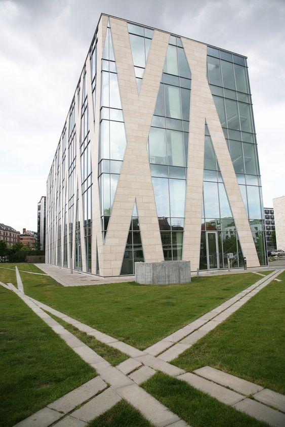Copenhagen Bio Science Park. Nørre Campus, København.