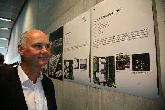 Thomas Bjørnholm, prorektor ved Københavns Universitet.