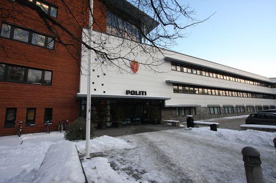 Rogaland Politikammer, med Nordsjø- og miljøseksjonen i enden av den hvite fløyen.