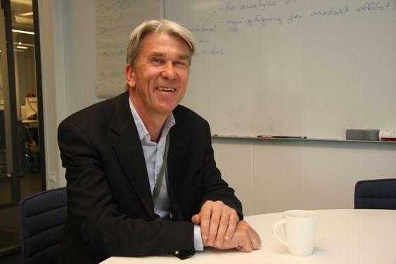 Morten Engh, Rambøll, styreleder RIF